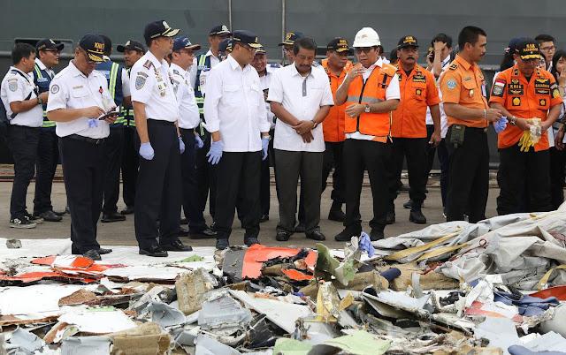 Lion Air JT 610 Berhak Digugat Keluarga Korban Bila Terdapat Unsur Kelalaian