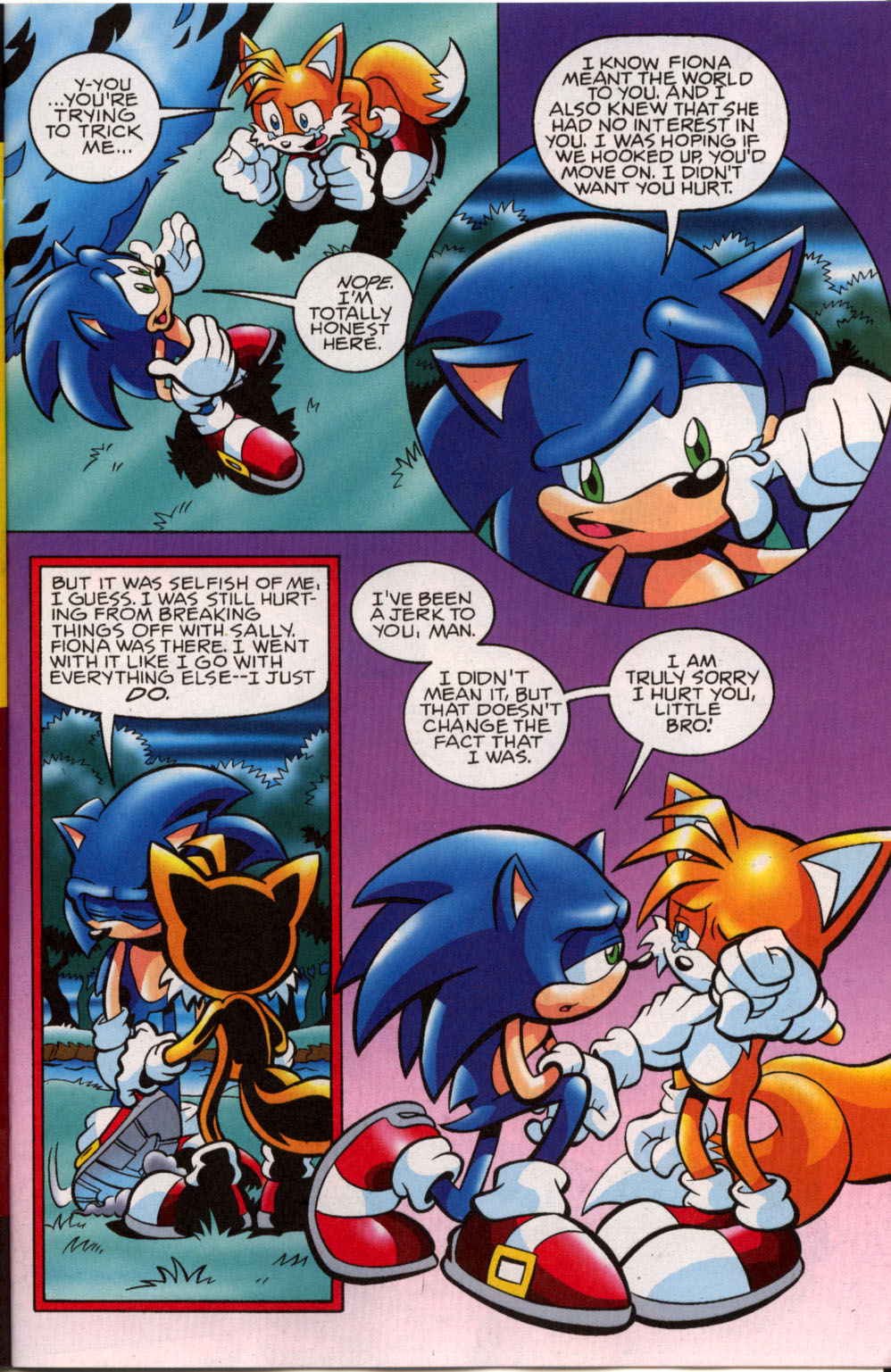 Read online Sonic The Hedgehog comic -  Issue #179 - 14