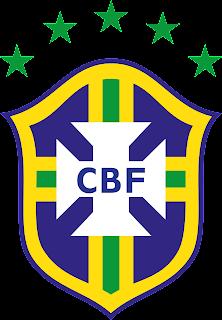 Escudo Brasil CBF PNG