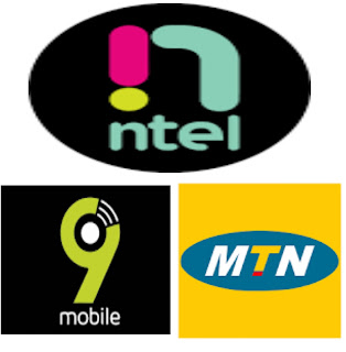 ntel, 9mobile and MTN national roaming service agreement