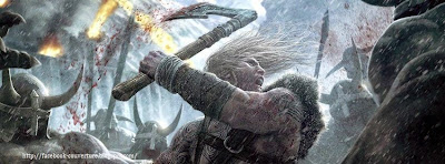 Belle image pour couverture facebook viking