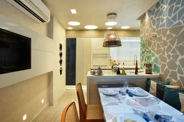 Dise o de interiores pisos peque os for Diseno de interiores espacios pequenos
