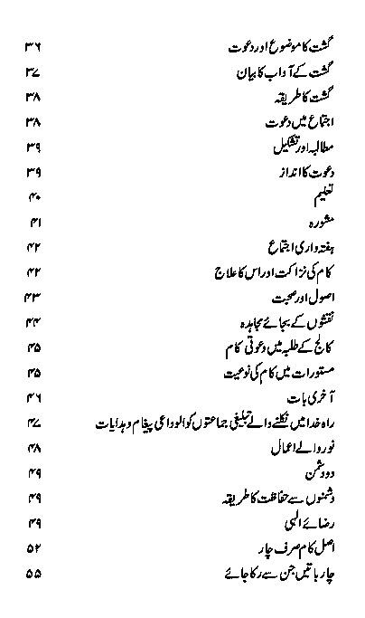 Tabligh Jamaat Urdu