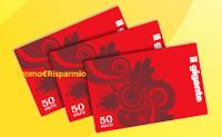 Logo ''Vinci lo shopping'': 100 card Il Gigante da 50€