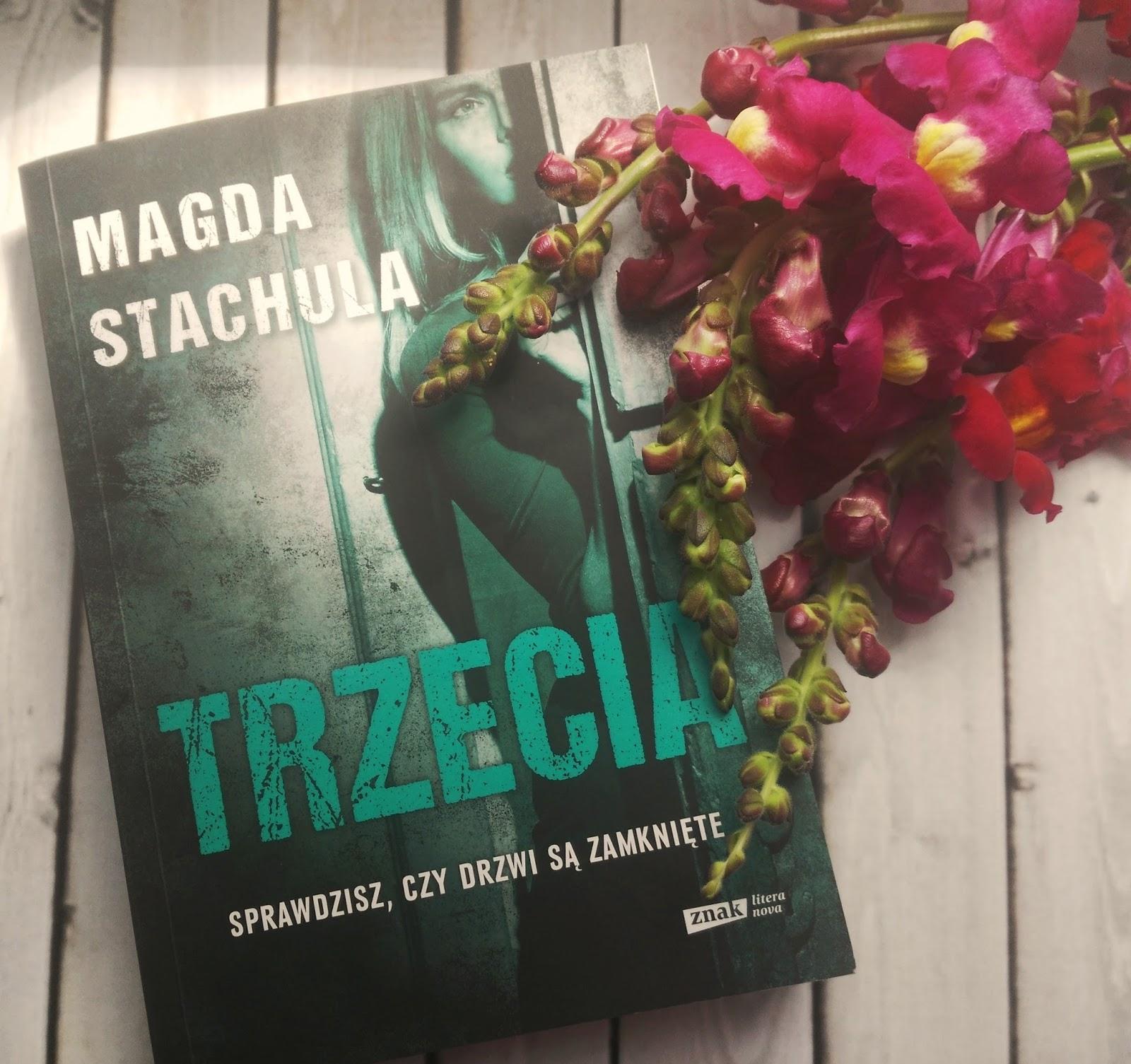 Trzecia, Magda Stachula - recenzja