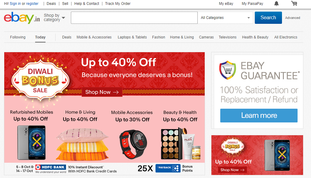 b9c926a17 8 Best & Reliable Online Shopping Websites In India - World Tidings ...