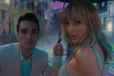 Download Lagu Mp3 Taylor Swift - ME! (feat. Brendon Urie) + Terjemahan Indonesia