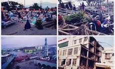 Beredar Foto Korban Gempa serta Tsunami Palu dan Donggala di Internet