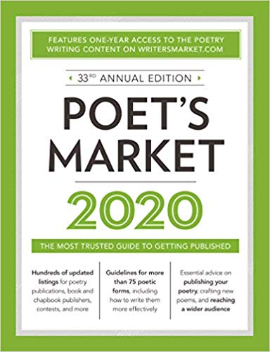 And don't forget POET'S MARKET...