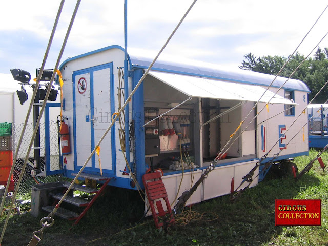 centrale électrique du cirque