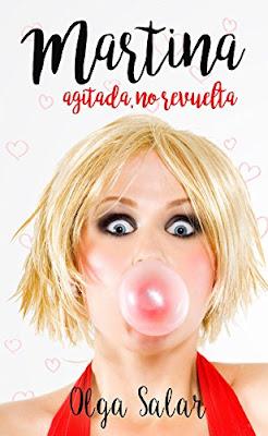 Reseña | Martina agitada, no revuelta (Martina sin alcohol nº 1) - Olga Salar