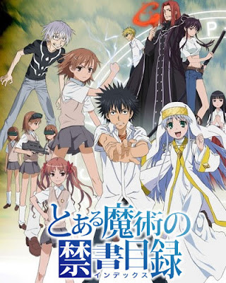 A Certain Magical Index Anime