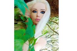 Mengejutkan, Begini Wajah Barbie dari Rusia Tanpa Riasan