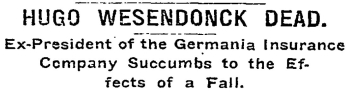 The New York Times, December 21, 1900