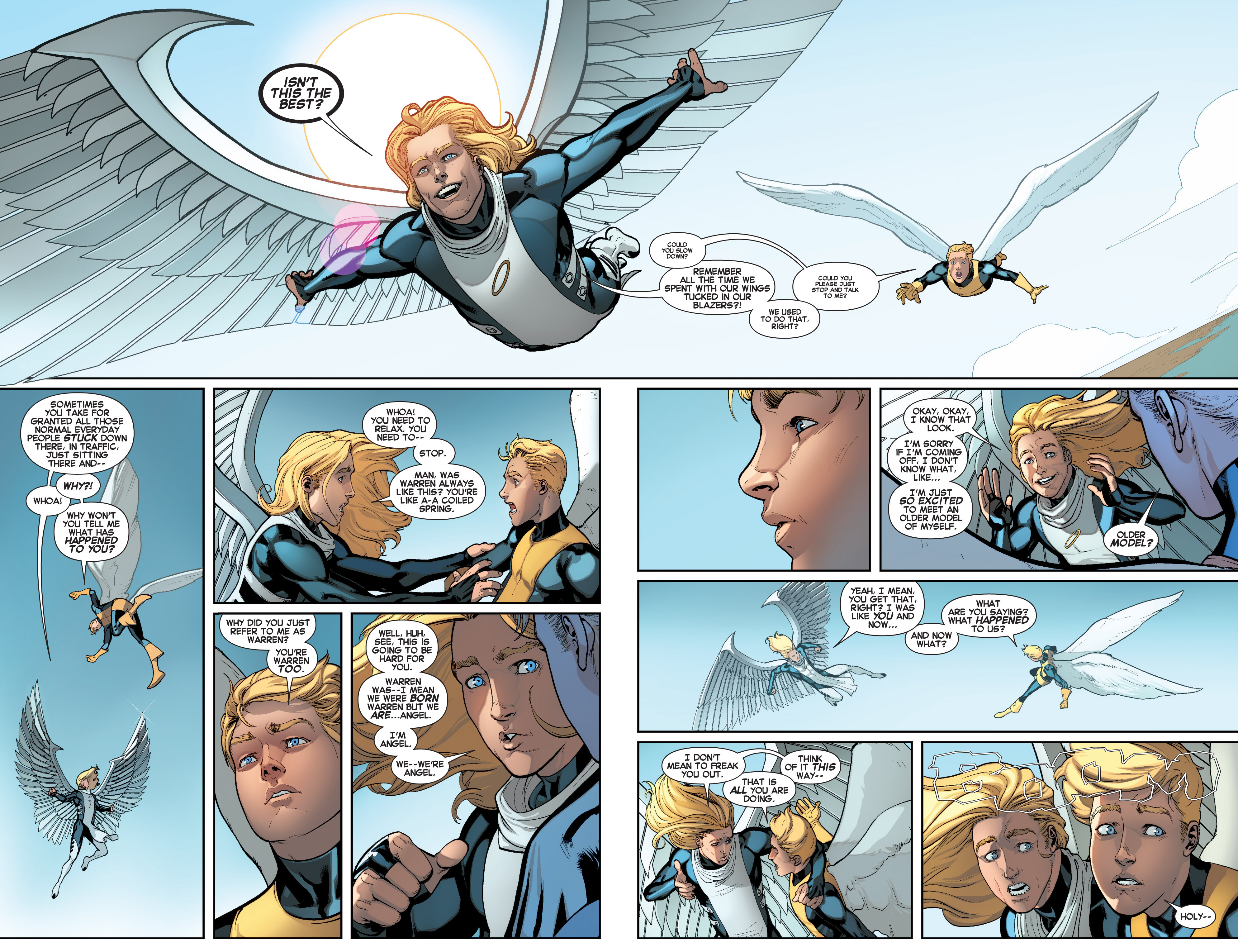 Read online All-New X-Men (2013) comic -  Issue # _Special - Here To Stay - 45