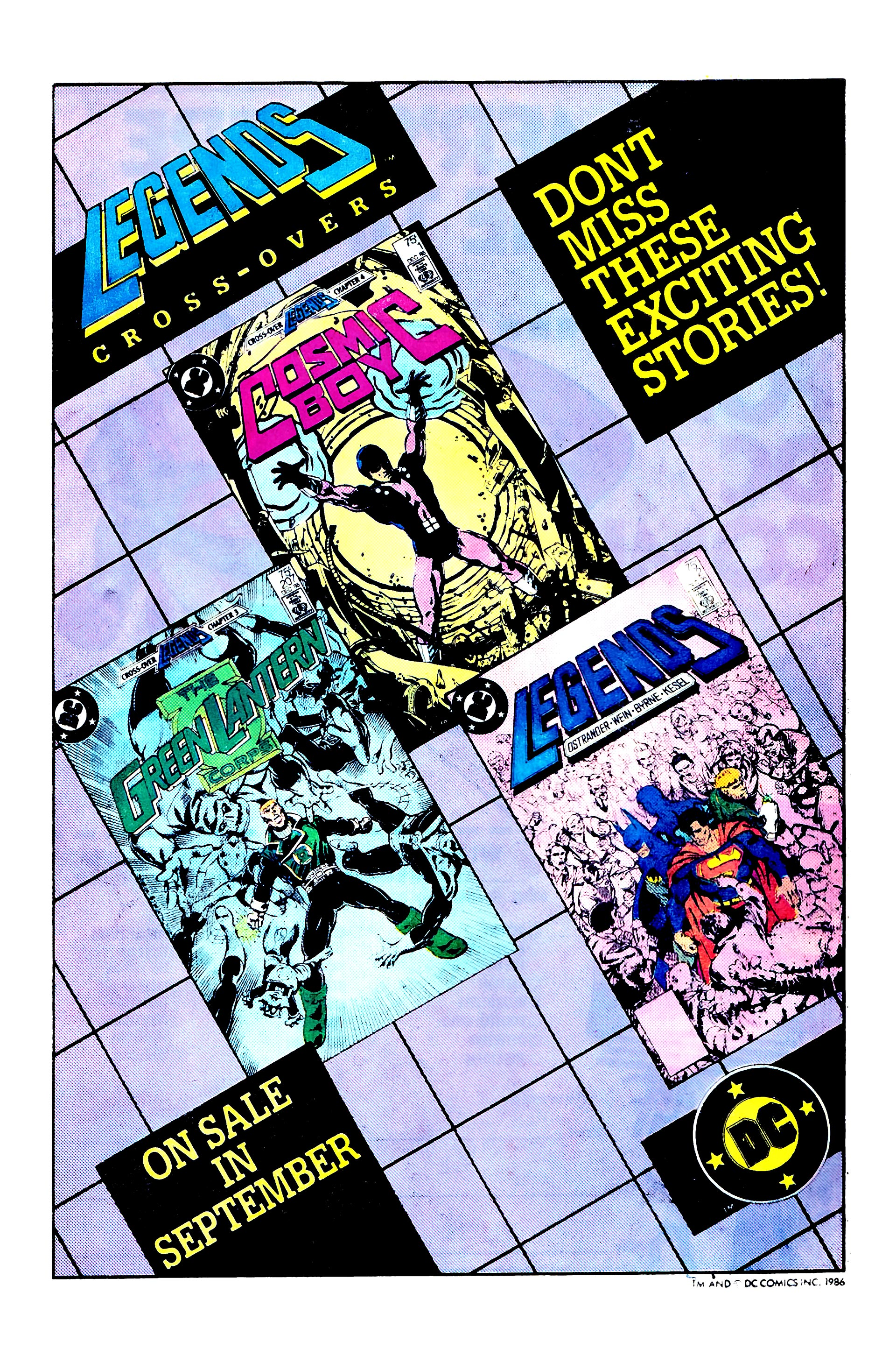 Read online Secret Origins (1986) comic -  Issue #9 - 44
