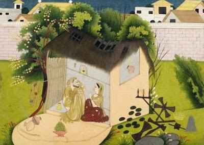 Unbreakable Friendship Of Krishna And Sudama