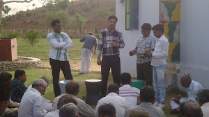 FARMERS MEET ON ORGANIC CULTIVATION