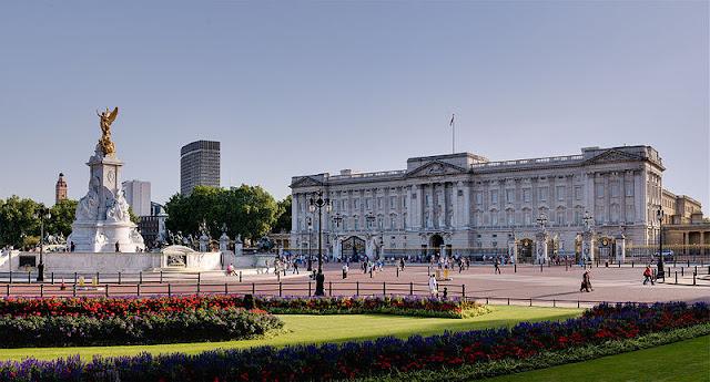 Visitas ao Palácio de Buckingham