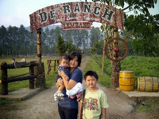 Paket Wisata Bandung Tour Murah 3 Hari 2 malam - De Ranch