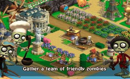 Zombie Castaways 2.34.1 Apk + Mod Money For Android