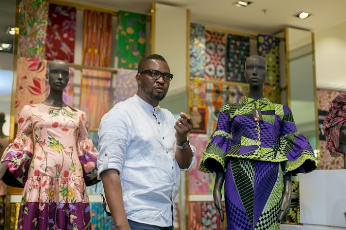 Vlisco & Royal Dennis team up for exclusive luxury capsule collection