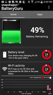 Free Download Snapdragon BatteryGuru 3.0 APK for Android