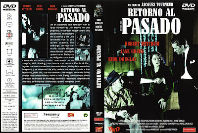 Retorno al pasado | 1947 | Out of the Past | Caratula | DvD Cover