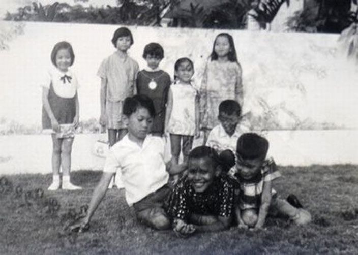32 Rare and Adorable Childhood Photos of President Barack