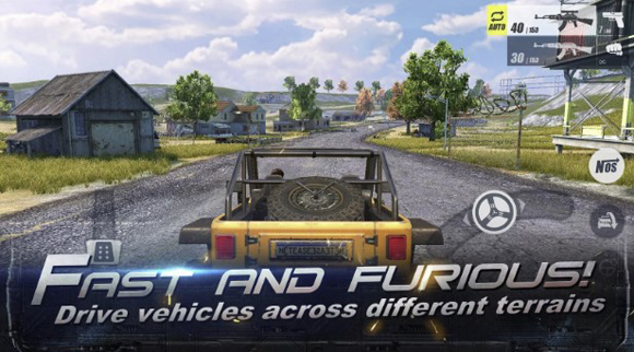 Download Rules of Survival Apk PUBG Android Terbaru 2018
