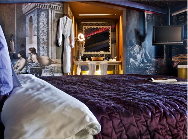 W hotels istanbul mekan uygulamalar genix group for Dekor hotel istanbul