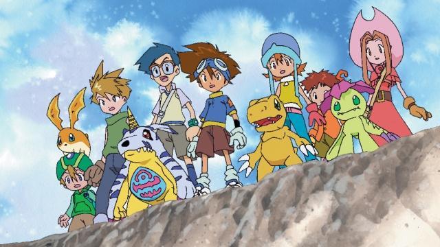 Kumpulan Foto keren Digimon dan Fakta serta Video Digimon