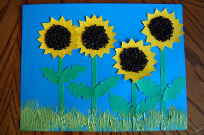 Image result for sunflower crafts for kids