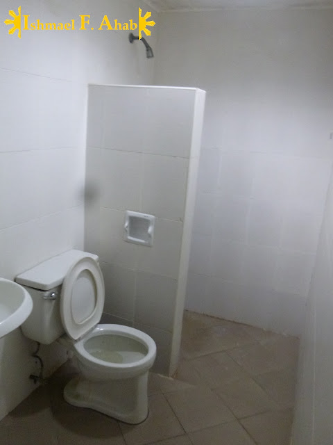 Toilet in Pacific Tourist Inn - Cebu Hotel