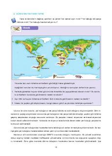 10. Sınıf Coğrafya Ders Kitabı Cevapları Gün Yayınları Sayfa 15