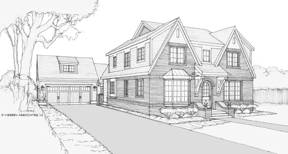 Infill Home Designs