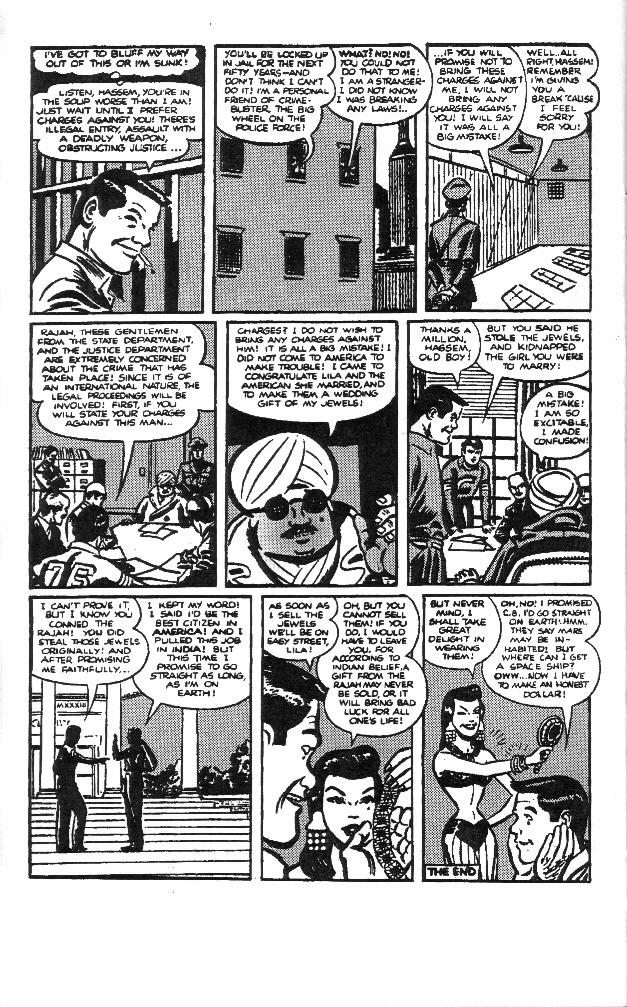 Read online Men of Mystery Comics comic -  Issue #45 - 30