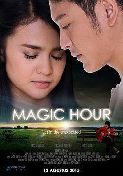 Magic Hour ( 2015 )