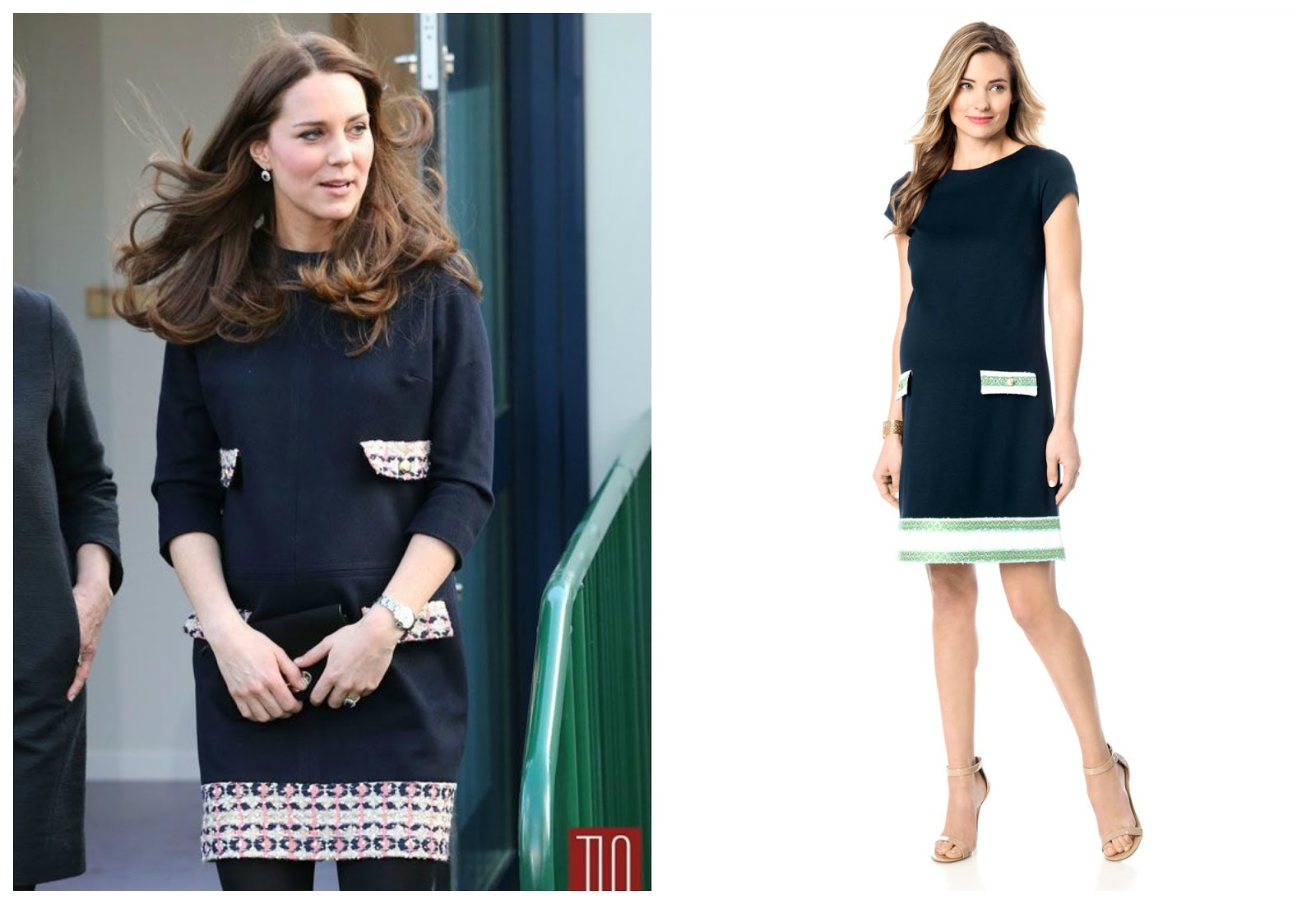 36d6167ff5d85 Kate Middleton maternity fave Madderson London hits a US store