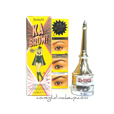 Review:Gel Cremoso Colorato Ka-Brow! - Benefit Cosmetics