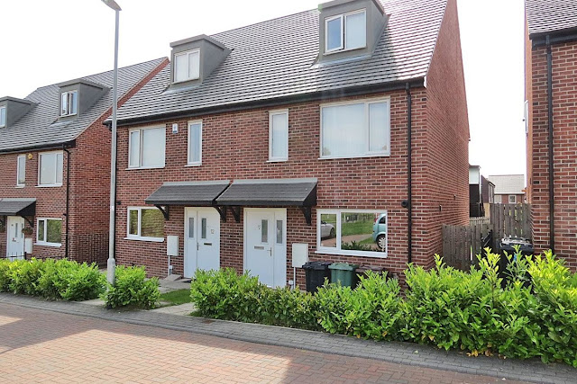 This Is Leeds Property - 3 bed semi-detached house for sale Oaklands Close, Gipton, Leeds LS8