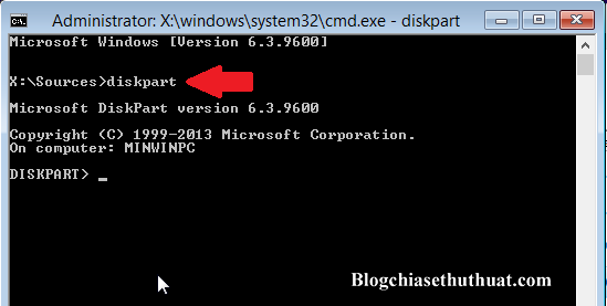 "Cách sửa lỗi ""The selected disk has an MBR partition table"" khi cài Windows"
