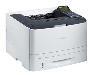 is a mono together with monochrome Light Amplification by Stimulated Emission of Radiation printer that is mainly aimed at companies with monthly prin Canon imageCLASS LBP6680x Driver Download