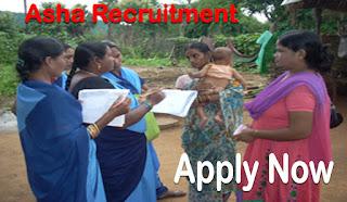 Bishnupur subdivision is going to recruit 76 Asha staff .Asha Recruitment In West Bengal