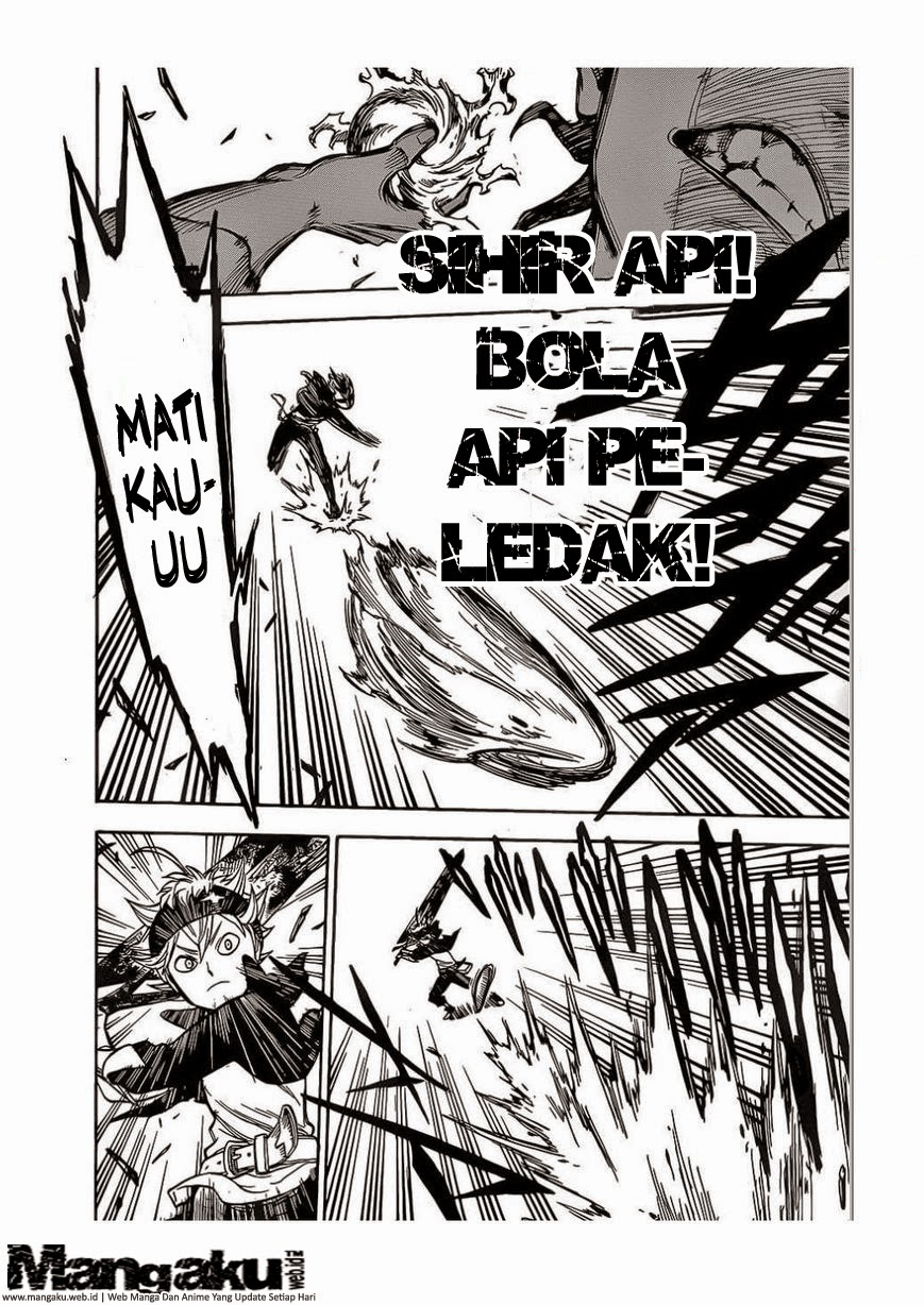 Komik Black Clover Chapter 4 Bahasa Indonesia