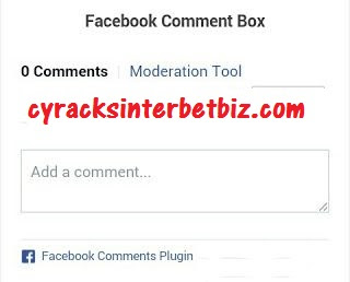 how to easily add facebook comment box to blogger blog