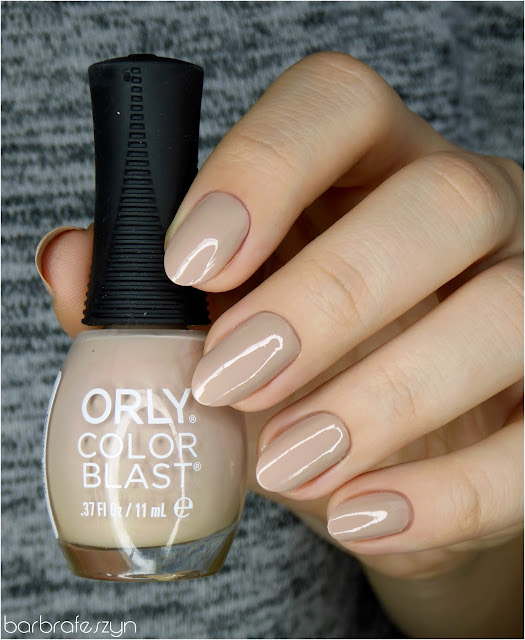 orly nude creme
