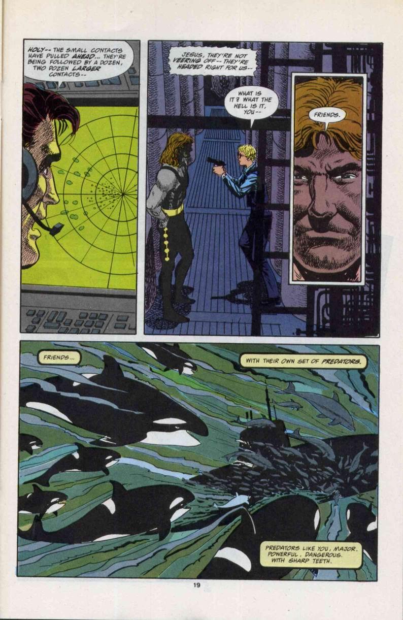 Read online Doctor Zero comic -  Issue #6 - 21