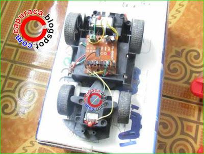 mobil remot frkuensinya sama,cara merubah frekuensi mobil remote,