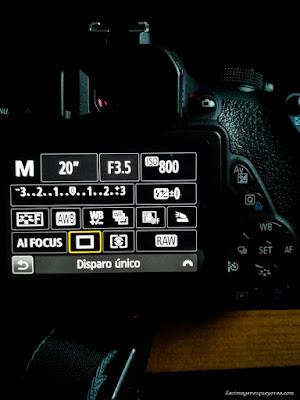Accesorios para cámara réflex